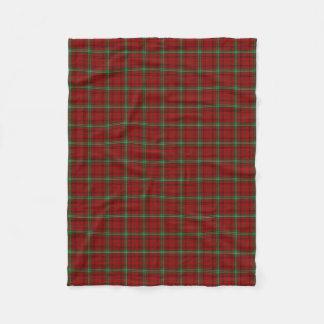 Tartan escocês do clássico de Morrison do clã Cobertor De Lã
