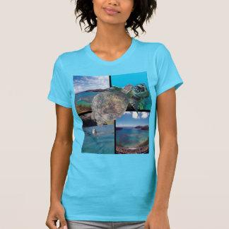 Tartaruga de Havaí da baía de Hanauma Camiseta