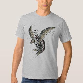 Tartaruga de Hawksbill Camisetas