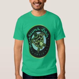 Tartaruga de mar verde de Havaí T-shirt