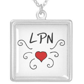 Tatuagem do amor de LPN Colares