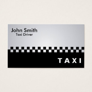 Cartões de visita para taxistas na Zazzle