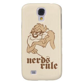 TAZ™ - Regra dos nerd Galaxy S4 Cases