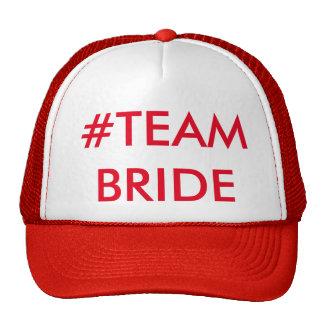 Team Bride Boné