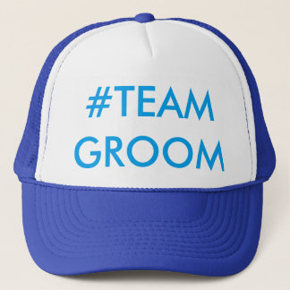 Team Groom Boné
