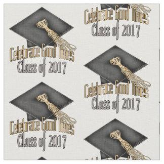 Tecido A classe de 2017 comemora o bom presente da