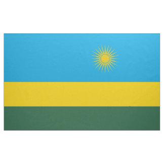 Tecido Bandeira de Rwanda