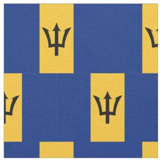Tecido da bandeira de Barbados