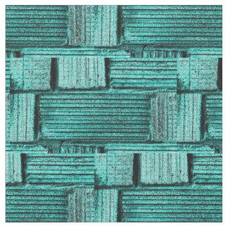Tecido do teste padrão do Aqua