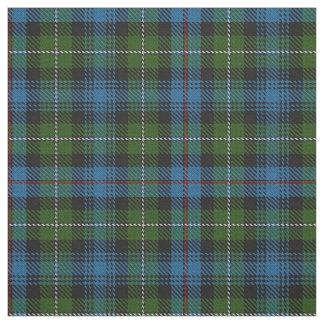 Tecido escocês da xadrez de Tartan de MacKenzie do