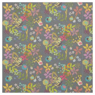 Tecido Flores do jardim de Gorgeours