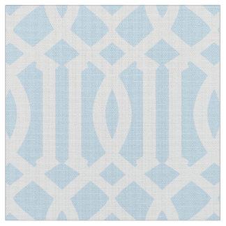 Tecido marroquino do teste padrão   do azul de pó