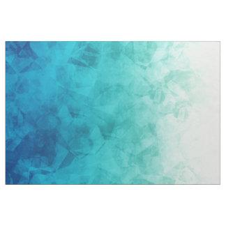 Tecido Turquesa ID115 do gelo de Ombre