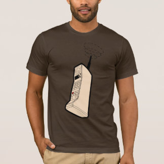 Telefone celular t-shirts