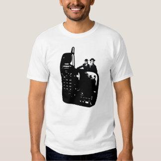 Telefone do judeu t-shirt