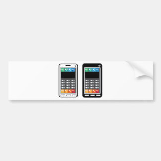 Telefone esperto adesivo para carro