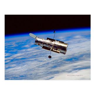 Telescópio espacial de Hubble Cartão Postal