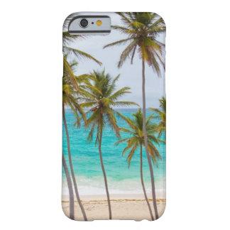 Tema tropical da praia capa barely there para iPhone 6