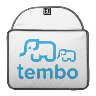 "Tembo Macbook pro 13"" luva Bolsa Para MacBook"