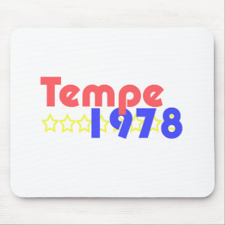 Tempe 1978 mouse pad