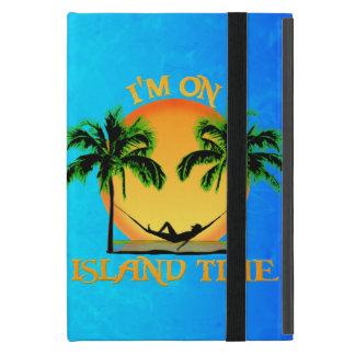 Tempo da ilha capas iPad mini