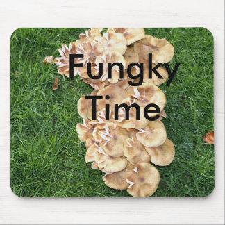Tempo de Fungky Mouse Pad