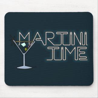 Tempo de Martini Mouse Pad
