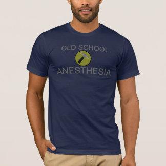 Tempo do martelo da anestesia camiseta
