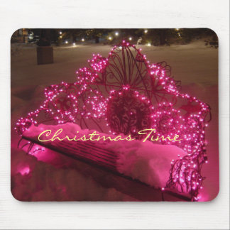 Tempo do Natal Mouse Pad