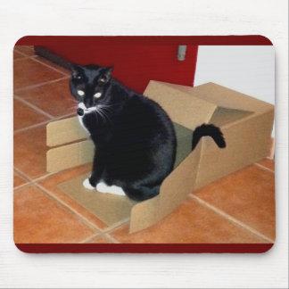 Tempo Lucy da caixa Mouse Pad