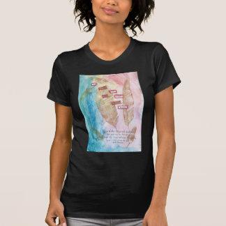 Tenha a fé t-shirt
