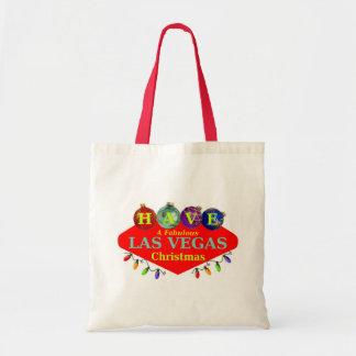TENHA um saco fabuloso do Natal de Las Vegas Bolsas