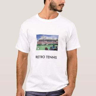 Tênis retro camisetas
