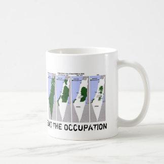 Termine a ocupação canecas