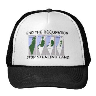 Termine a ocupação boné
