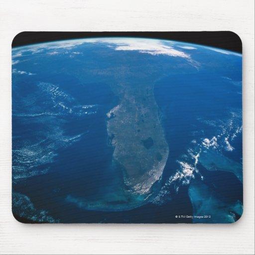 Terra do espaço mousepads