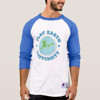 Terra lisa -- Jérsei de basebol Camiseta