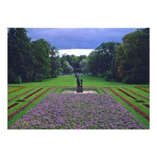 Terras de Pushkin, palácio de verão dos Tsars Convites Personalizado