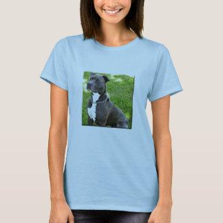 terrier americano do pitbull tshirt