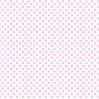 Teste padrão de bolinhas branco cor-de-rosa bonito esculturafotos