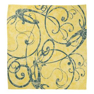 Teste padrão decorativo bandana