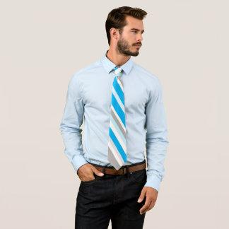Teste padrão diagonal da listra gravata