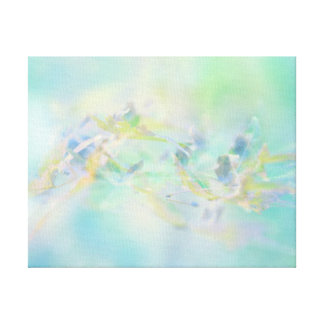 Teste padrão floral abstrato do Pastel