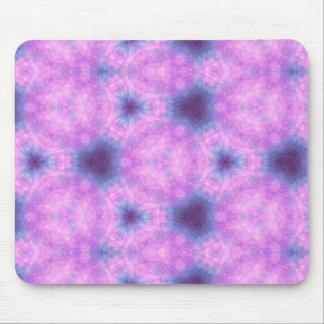Teste padrão Kaleidoscopic das gemas do espaço Mouse Pad
