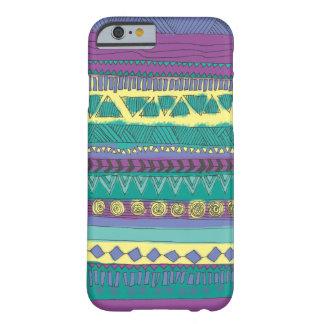 Teste padrão tribal asteca capa barely there para iPhone 6