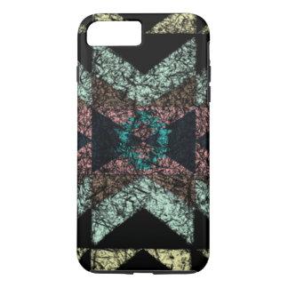 Teste padrão tribal Vestido-para fora Capa iPhone 7 Plus