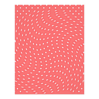 Teste padrão vermelho e branco da papoila de panfletos