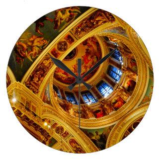 Teto de catedral relógios para pendurar