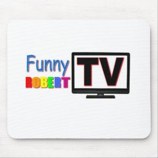 Tevê engraçada de Robert: Mousepad oficial