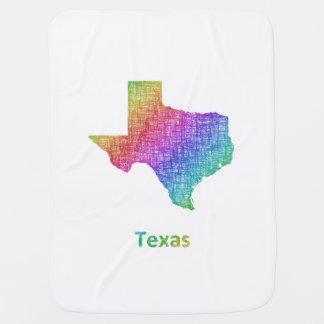 Texas Cobertorzinho Para Bebe